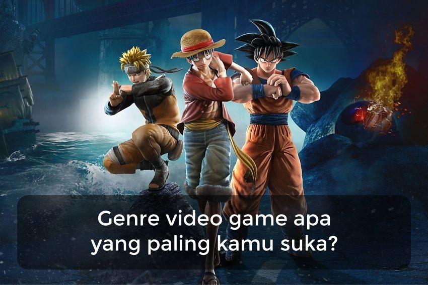 Karakter Shōnen Jump Mana yang Paling Gambarkan Dirimu? Coba Kuis Ini