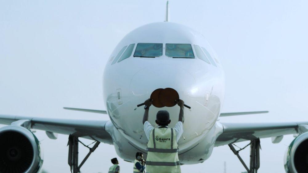 Ini Jadwal Kedatangan Penerbangan Haji di Bandara Angkasa Pura II