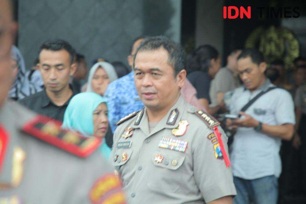 Kendaraan Plat L dan W Dilarang ke Malang, Polisi: Tidak!