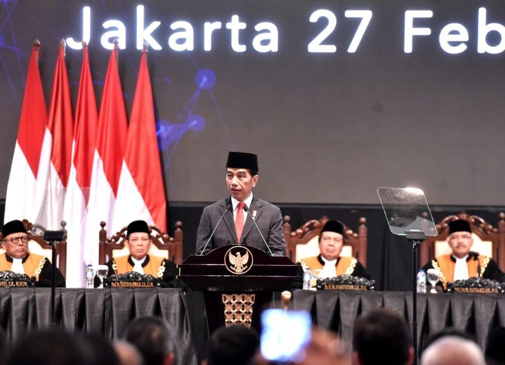 Disebut Akan Legalkan Pernikahan Sejenis, Jokowi: Logikanya Gak Masuk