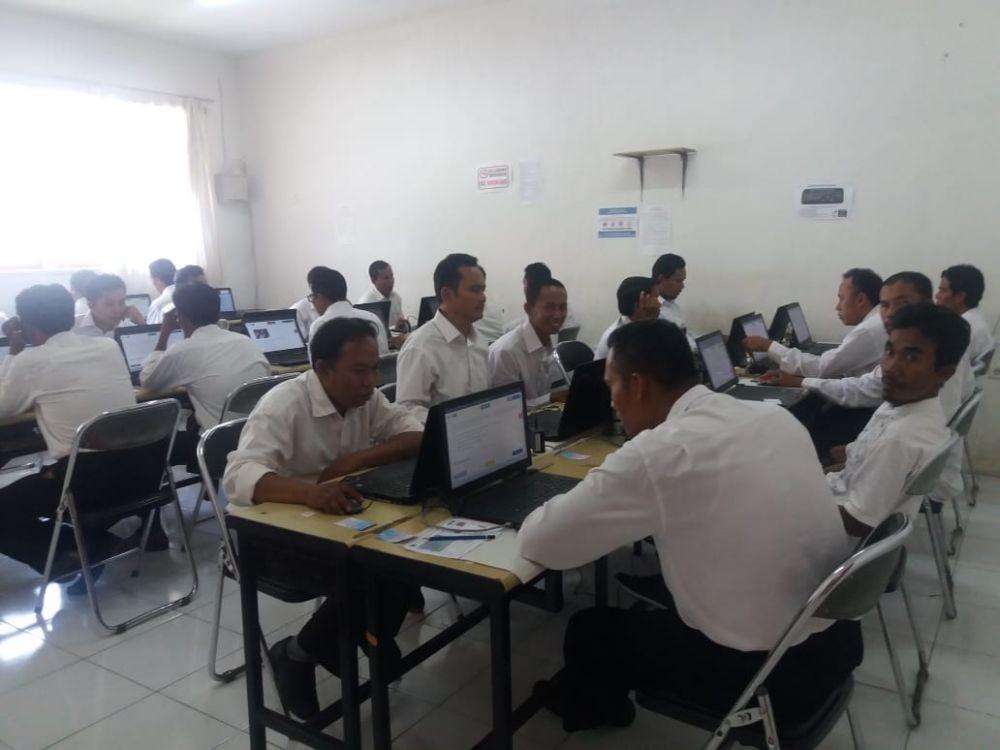 Seleksi PPPK Sumsel 2021 Disebut Kurang Ramah Bagi Guru Honorer