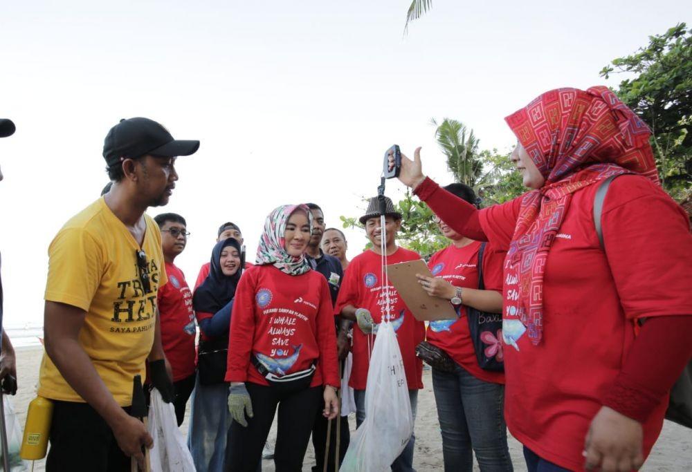 Pertamina Kerja Sama dengan Trash Hero untuk Bersihkan Sampah di Bali