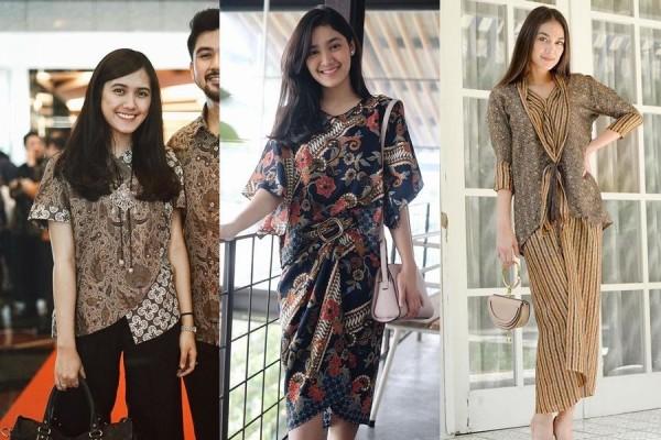 10 Model Baju Batik Terbaru Buat Millennials