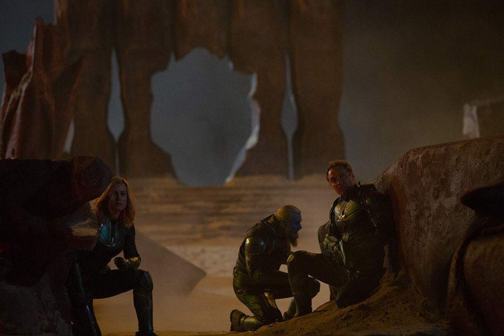 Hikmah Positif yang Bisa Dipetik dari Captain Marvel, Kenali Lawanmu!