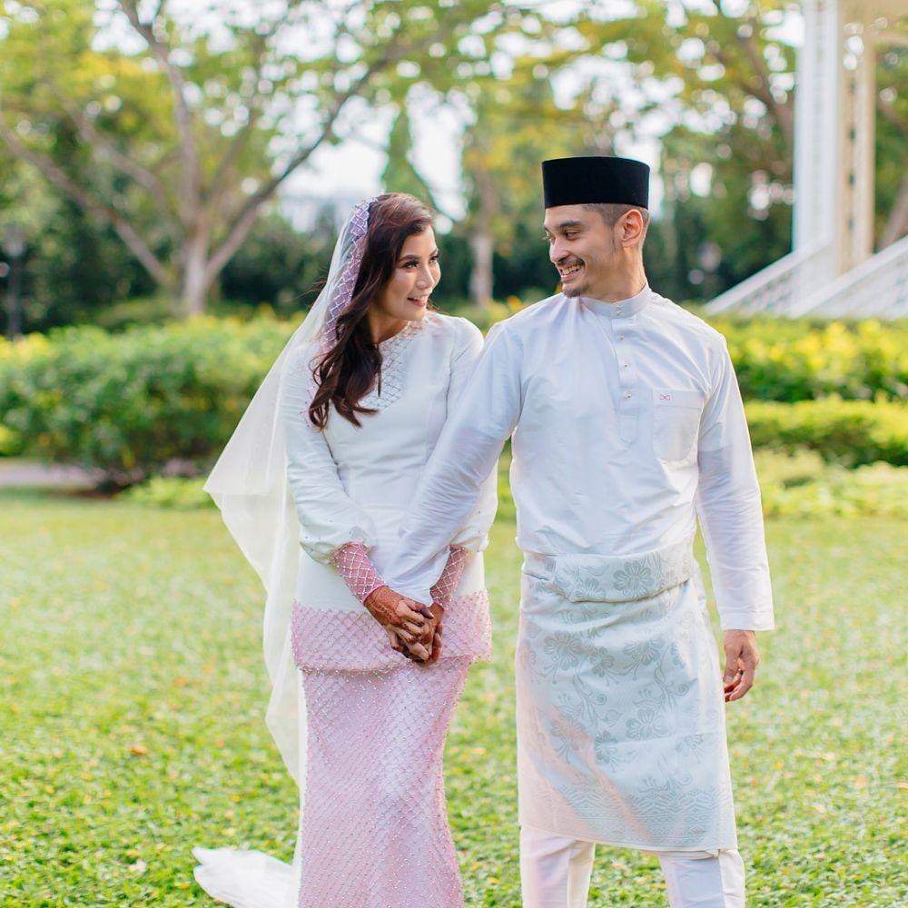 10 Inspirasi Gaun Pernikahan Veil Milik Seleb yang Kharismatik