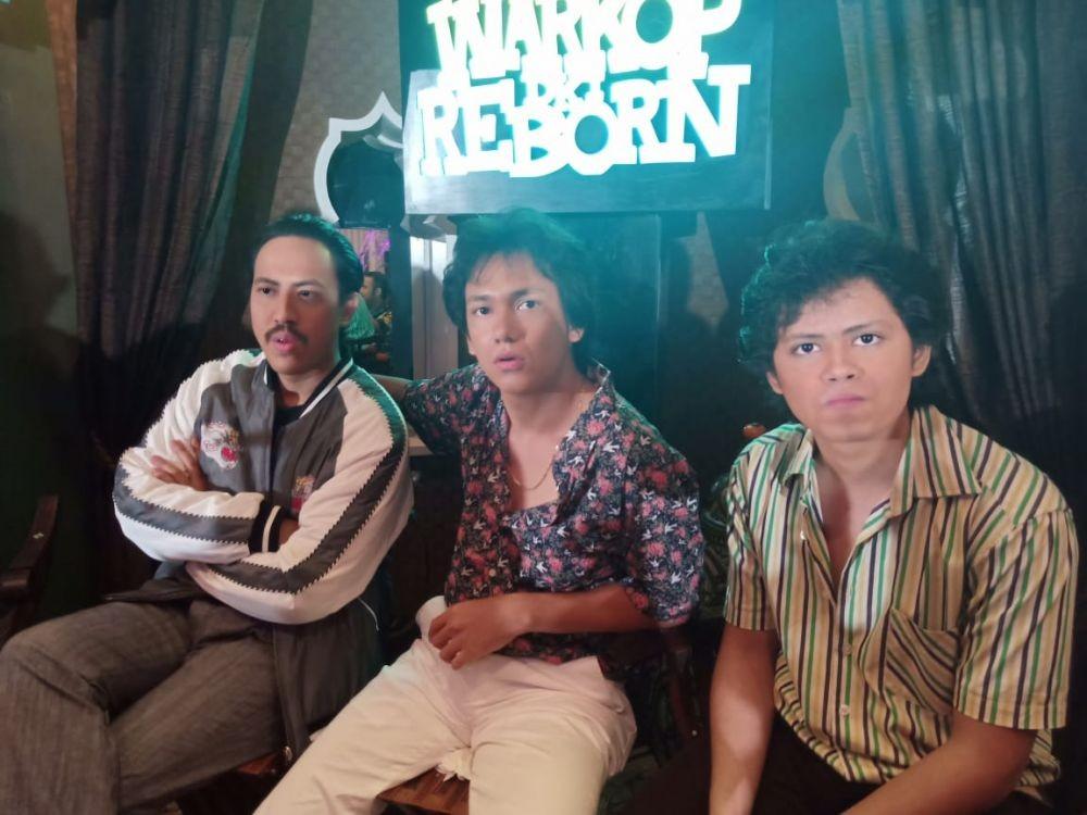 Pangling Banget, 10 Potret Adipati & Aliando Jadi Dono dan Kasino