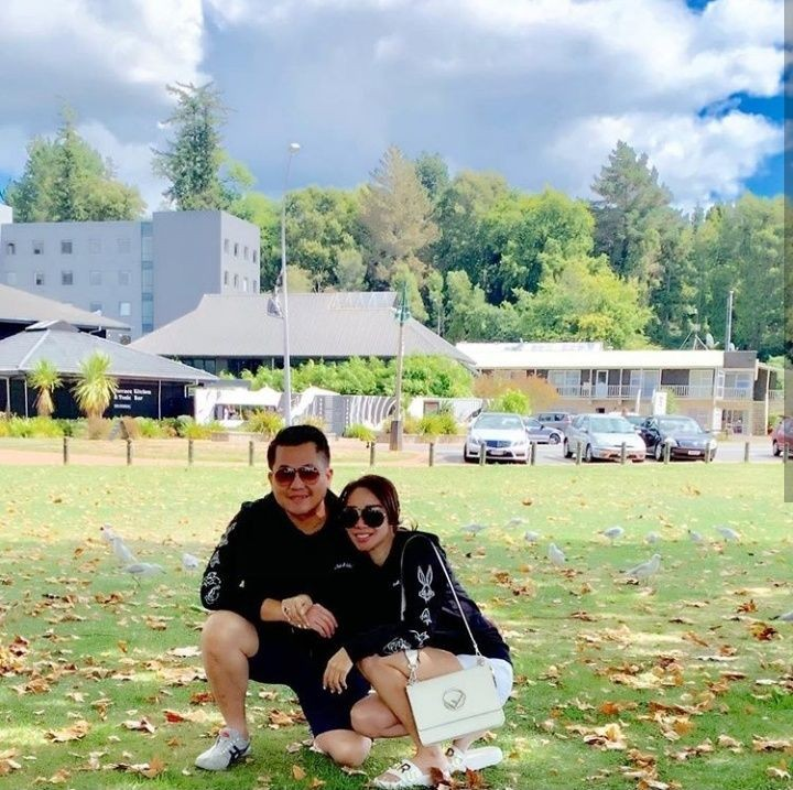 10 Potret Mesra Honeymoon Femmy Permatasari & Suami di New Zealand