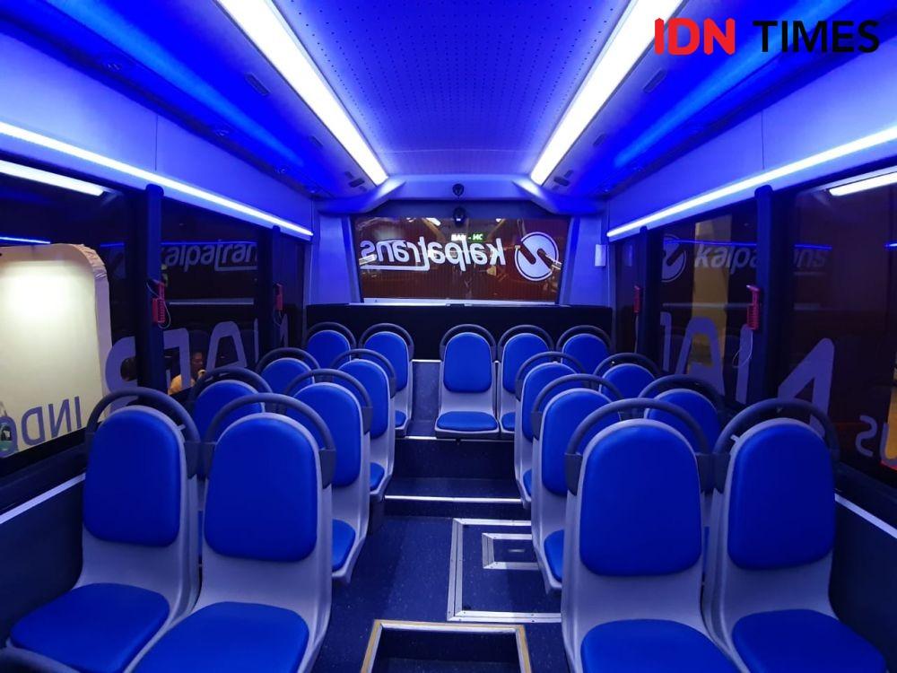 Bus Listrik Diyakini Bisa Beroperasi 100 Persen di Indonesia