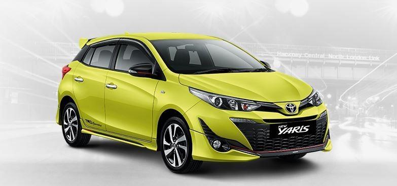 Penjualan Suzuki Baleno Hatcback Lampaui Honda Jazz dan Toyota Yaris!