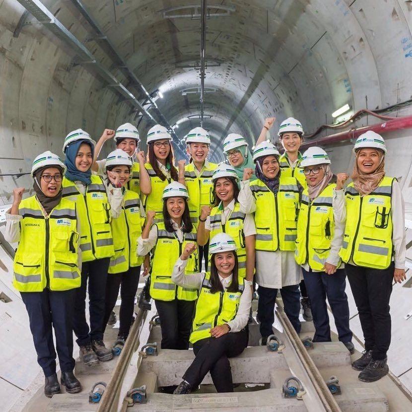 Silvia Halim, Perempuan Brilian & Tangguh di Balik MRT Jakarta