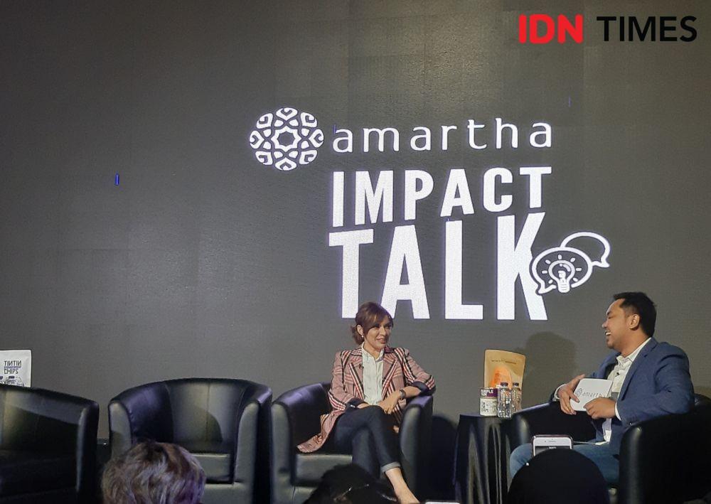 Buat Perubahan, Pesan Penting Najwa Shihab kepada Perempuan Indonesia