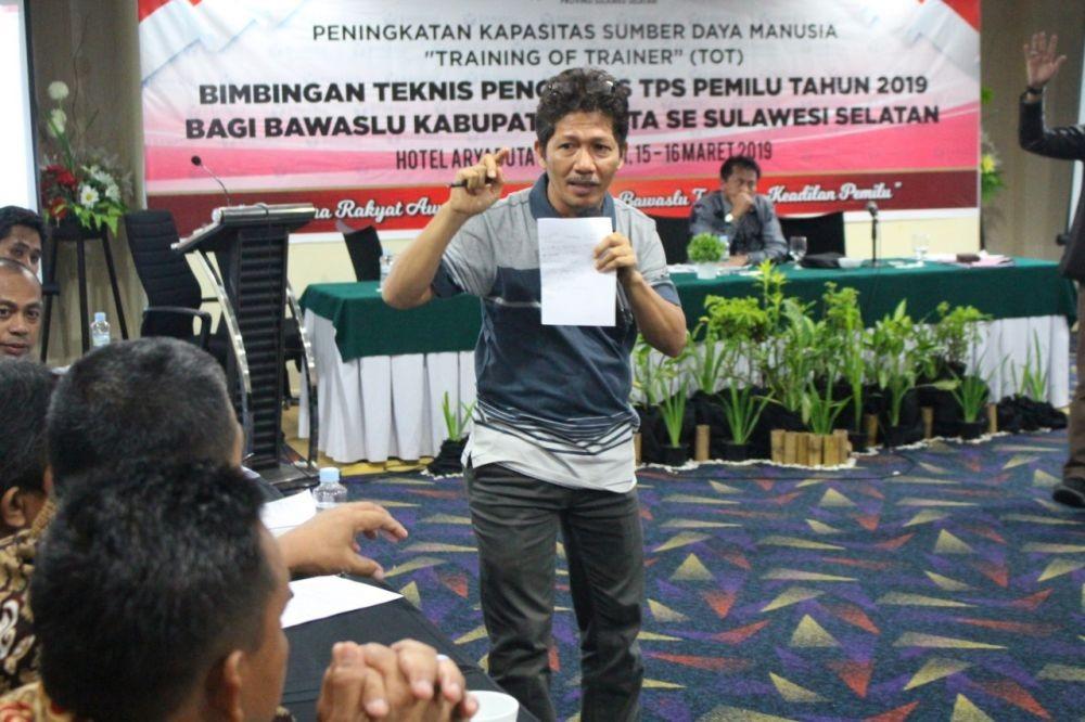 Kotak Suara Tak Disimpan di Kantor Kecamatan, Ini Kata KPU Makassar