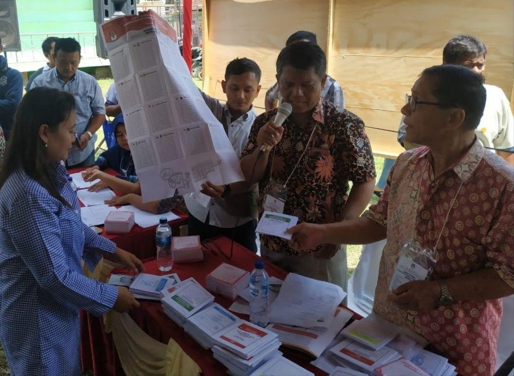 KPU Medan Akan Bentuk TPS Bergerak untuk Warga Terindikasi COVID-19
