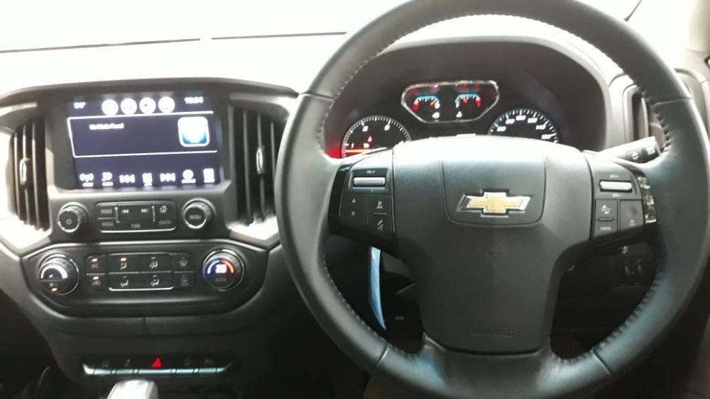 Yuk, Jajal The New Chevrolet Trailblazer di Aspal Ibu Kota