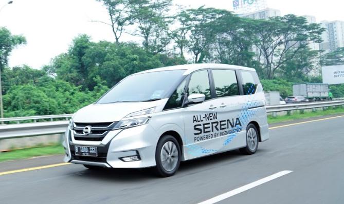 Ini Perbedaan All New Serena Versi Indonesia dengan Jepang