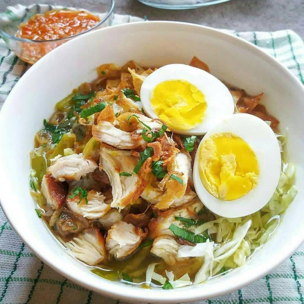 Resep dan Cara Membuat Soto Ayam yang Lezat, Gampang Kok!