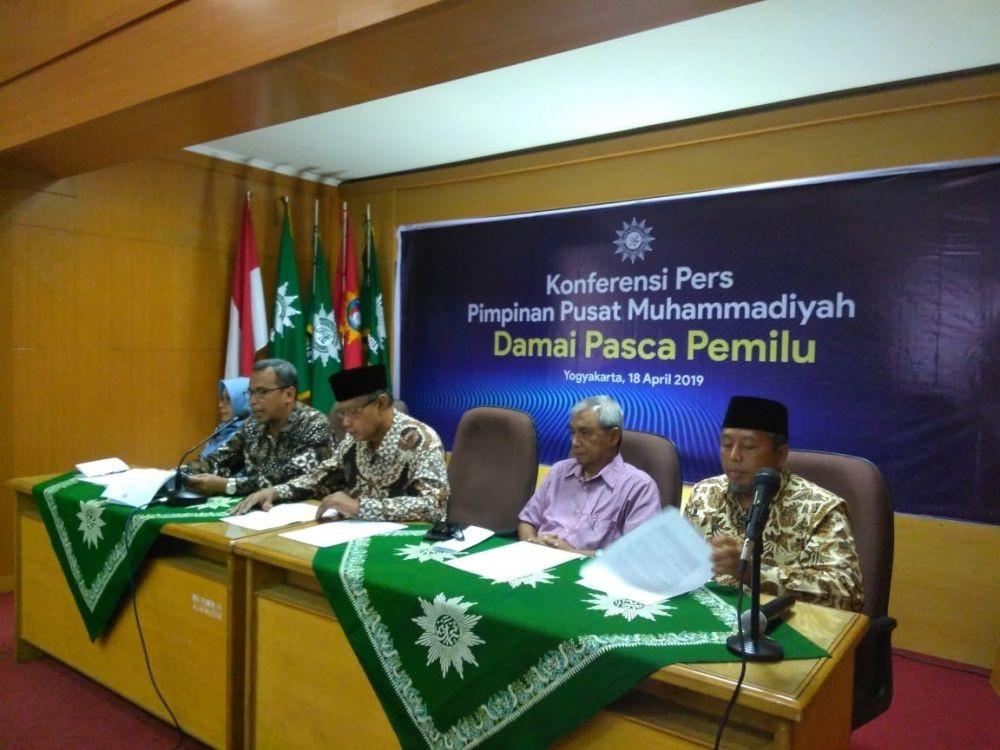 PP Muhammadiyah Minta Capres Tak Membuat Pernyataan Spekulatif