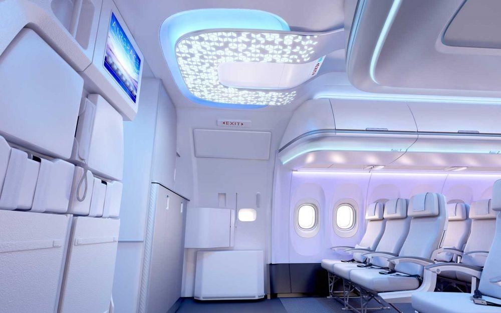 10 Kabin Maskapai Penerbangan dengan Desain yang Mewah, Kece Parah!