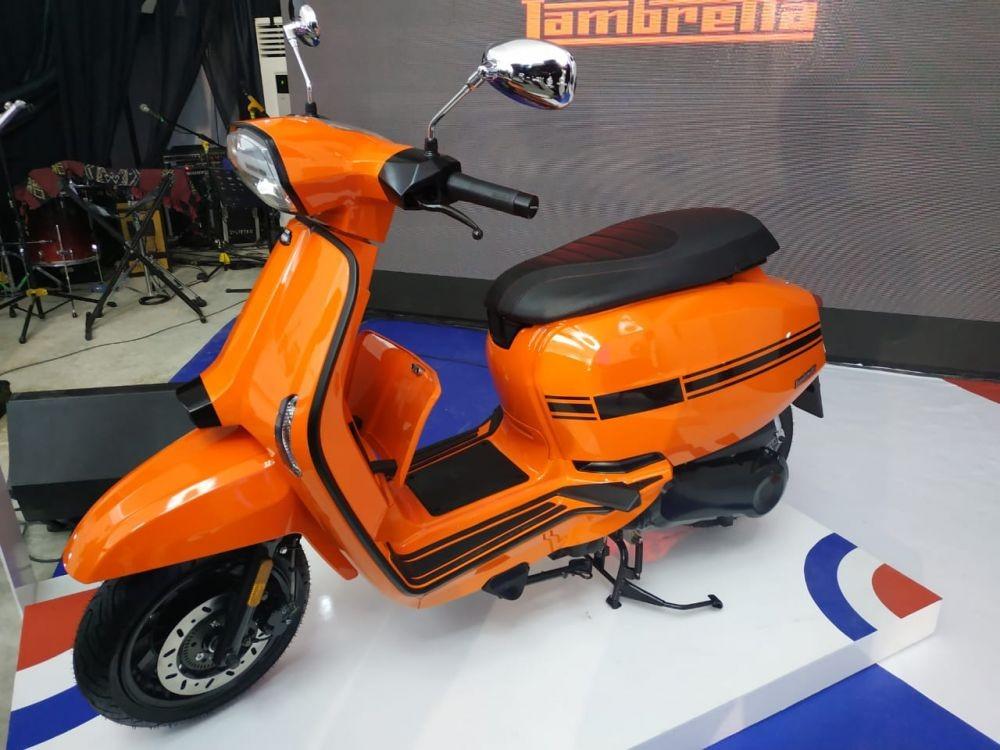 GIIAS 2019 Diikuti 11 Merek Sepeda Motor, Lambretta Kok Gak Ada?