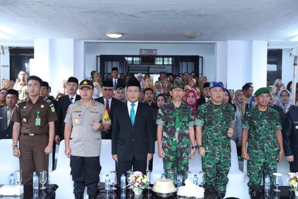 Wali Kota Danny Lantik 34 Pejabat Pemkot Makassar