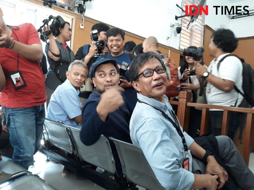 Rocky Gerung Deklarasi Beroposisi dengan Prabowo Subianto