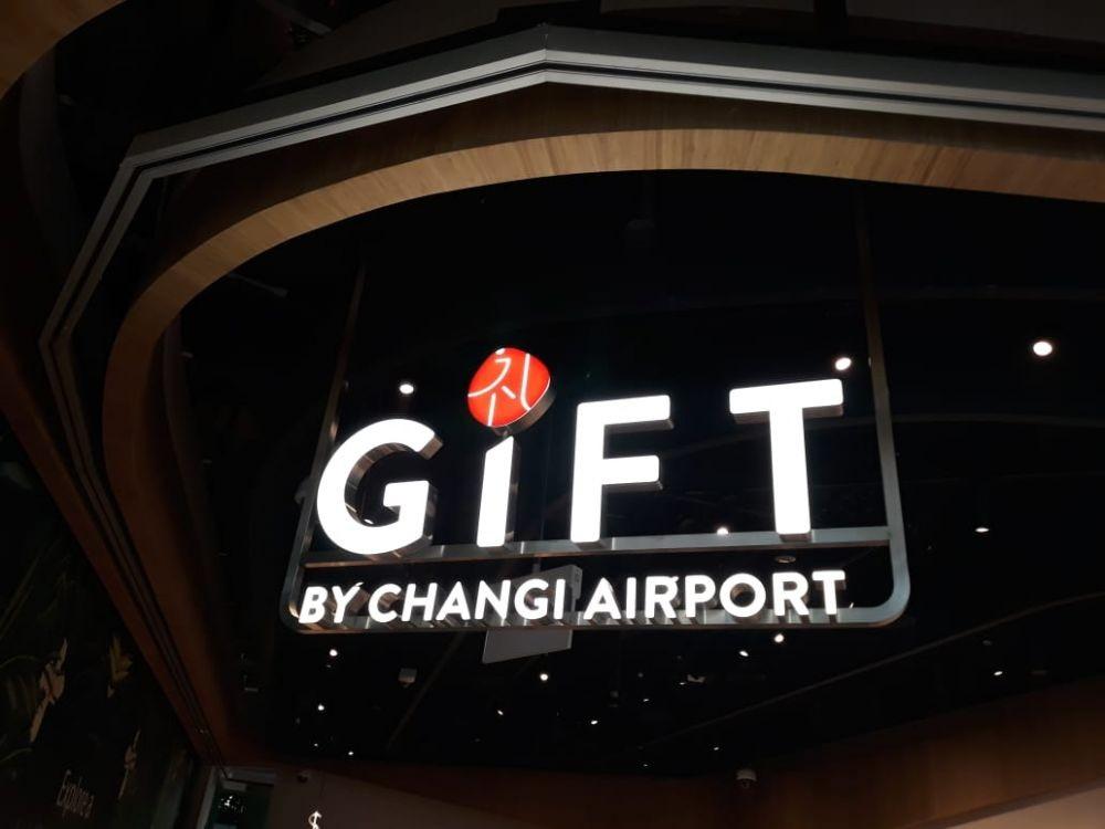 Liburan Singkat di Singapura? Ke Jewel Aja!