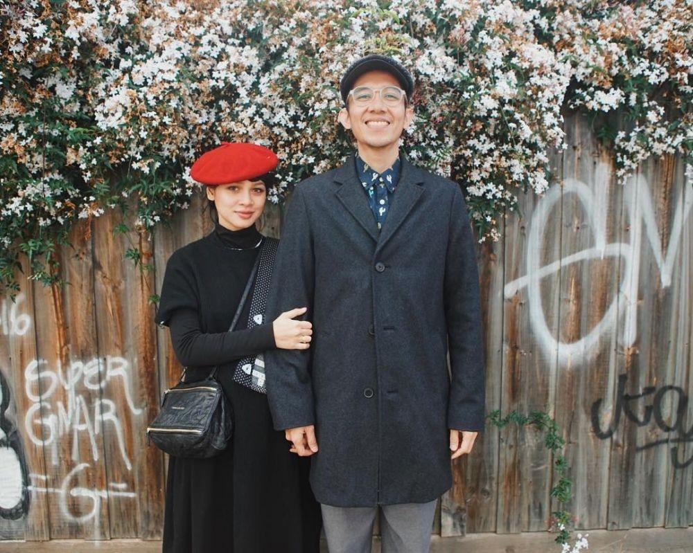 4 Tahun Menikah, 10 Potret Bahagia Keluarga Andien-Ippe