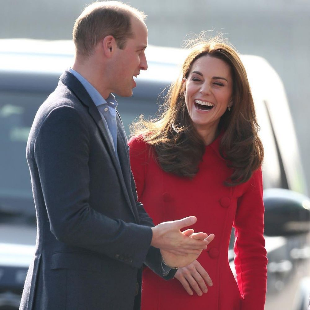 Diterpa Isu Selingkuh, 12 Potret Perjalanan Cinta William & Kate
