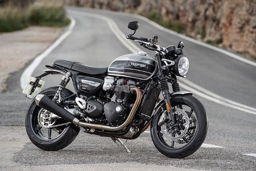 Triumph Rilis New Speed Twin, Cuma Ada Satu Unit di Indonesia
