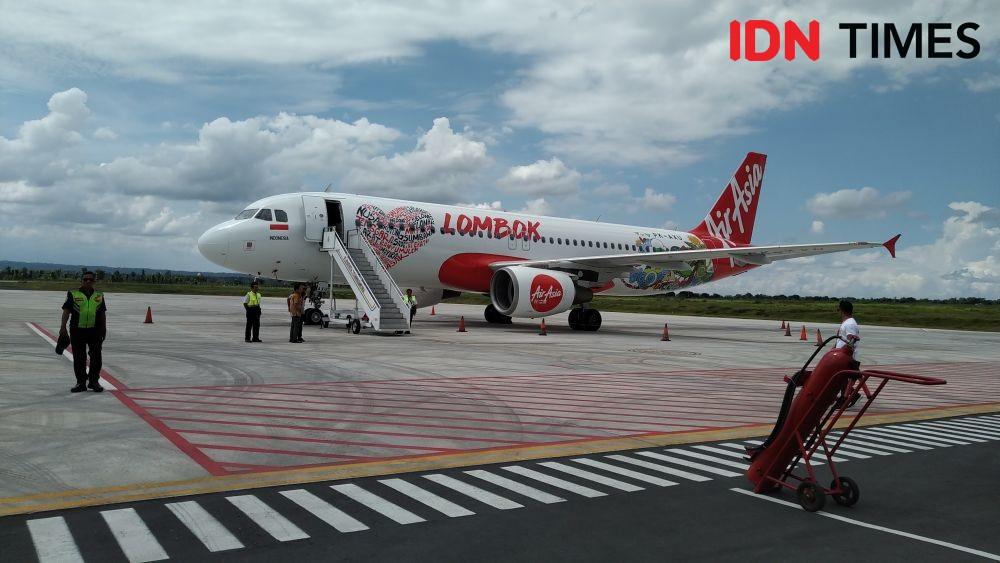 AirAsia Siap Buka Lagi Penerbangan Domestik