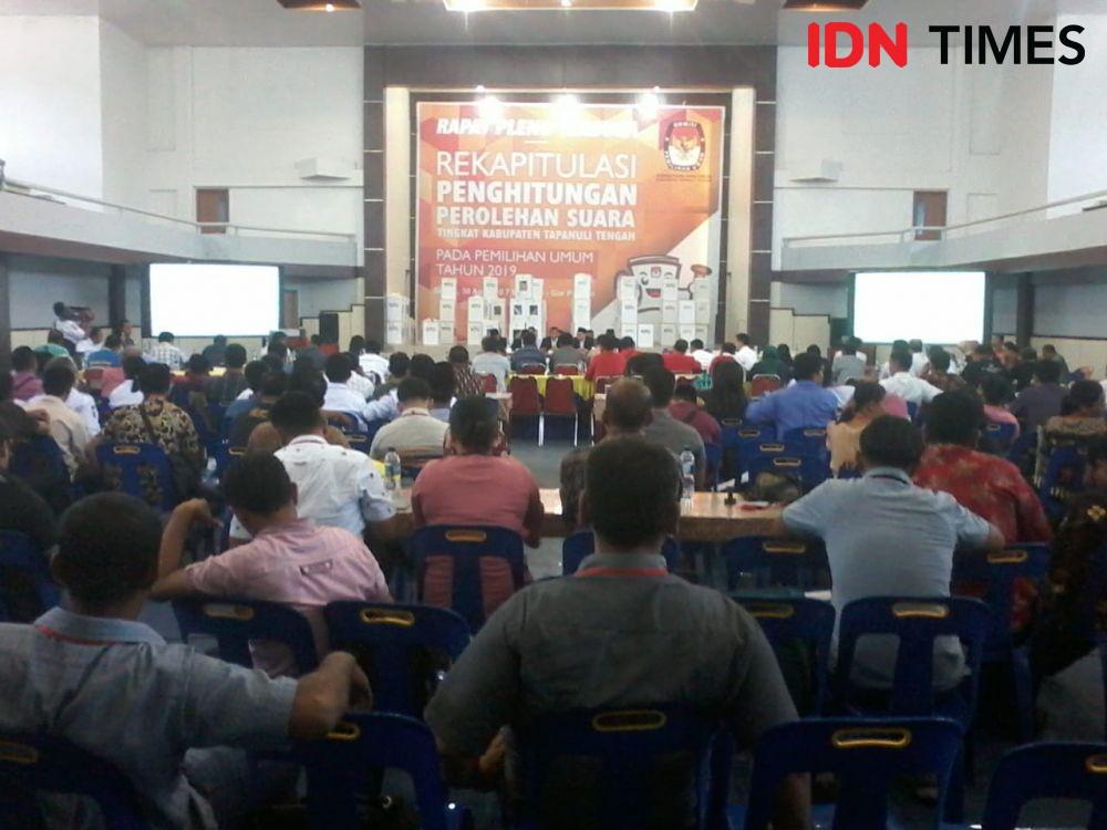 Berusia 27 Tahun, Willy Silitonga Ditunjuk Jadi Pimpinan DPRD Tapteng