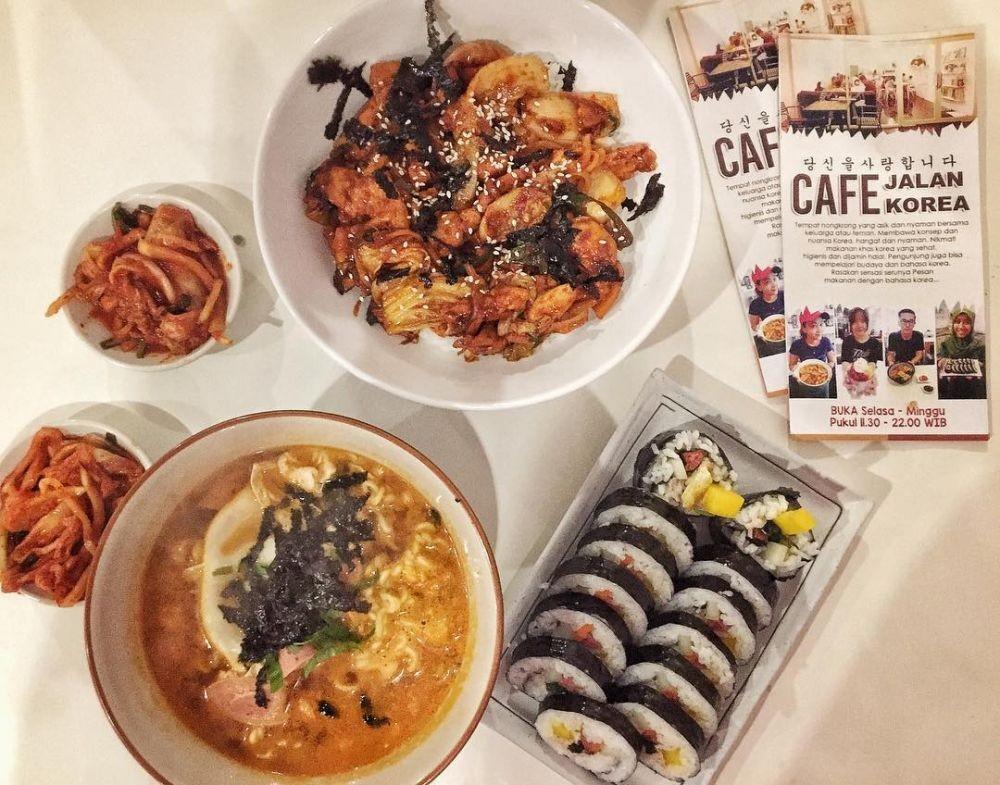 10 Restoran Korea di Surabaya, Cocok untuk Makan Bersama Keluarga