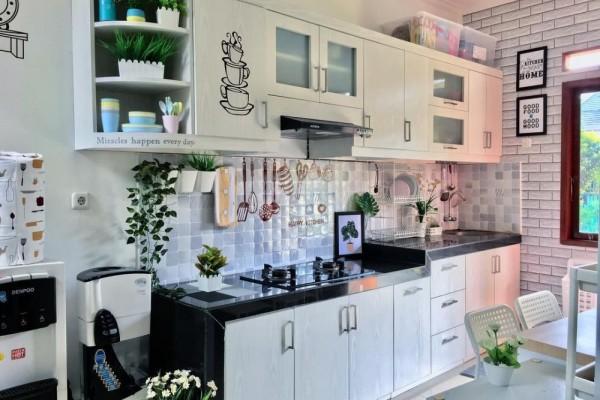 Inspirasi Desain Rumah Mungil Ukuran 70m Ada Indoor Gardennya
