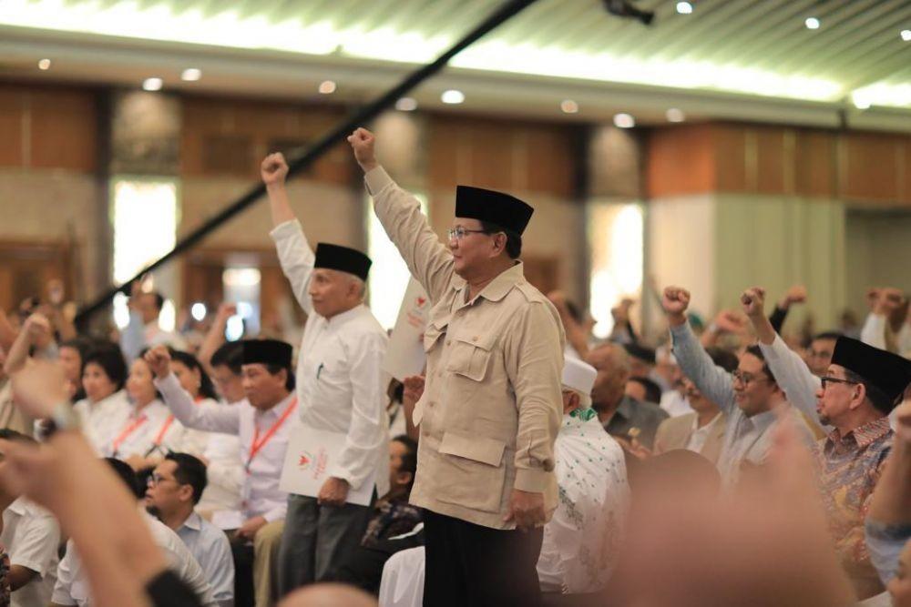 Penyidikan Kasus Makar Dicabut, Polda: Prabowo Tokoh yang Dihormati