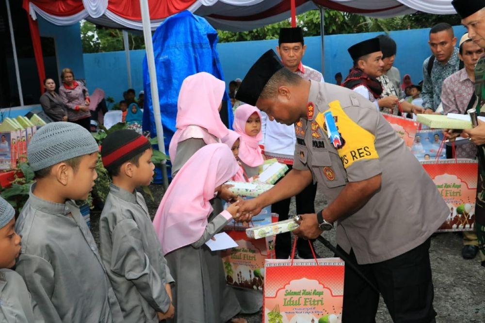 Bupati JR Saragih: Pemilu Sudah Usai, Saatnya Jaga Kerukunan