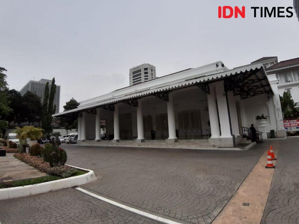 Isi Surat Pemkot Jakarta Pusat untuk Rizieq yang Gelar Resepsi Anaknya