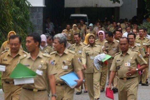 Hari Pertama Kerja, 41 Orang ASN Kota Bandung Tercatat Bolos