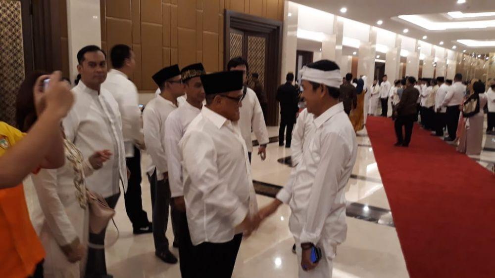 Jokowi Hadiri Acara Buka Puasa Bersama Partai Golkar
