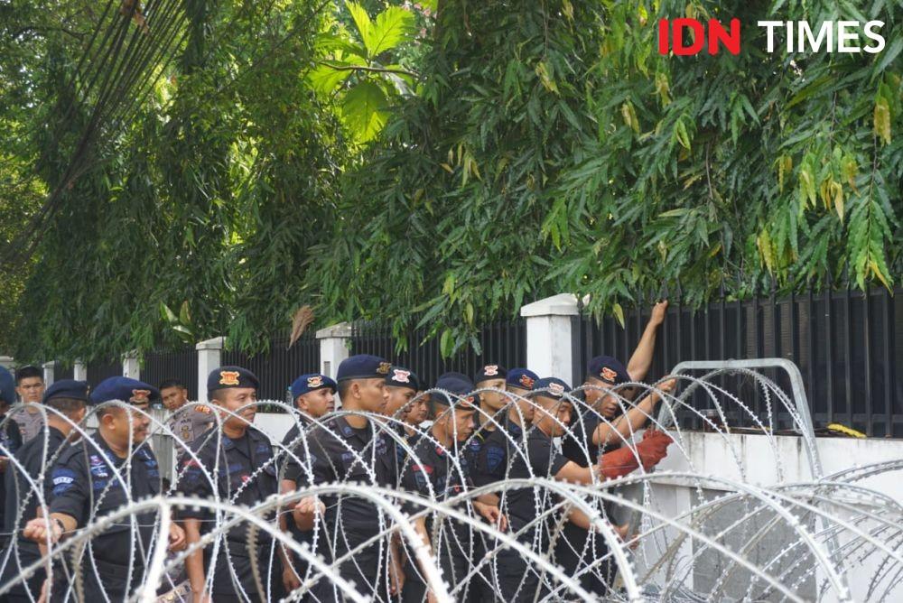 Mabes Polri: Unjuk Rasa Pada 22 Mei Tidak Murni Aksi Demonstrasi Damai