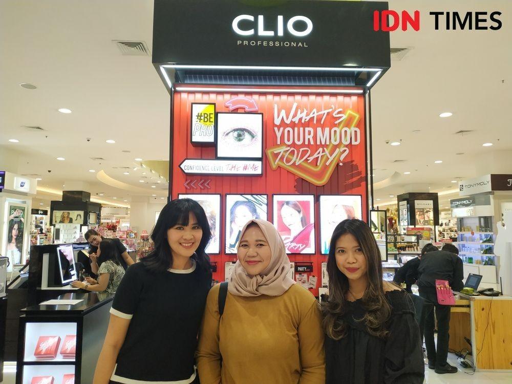 Rasanya Dimakeover Gratis Pakai CLIO, Kosmetik Korea yang Lagi Hits