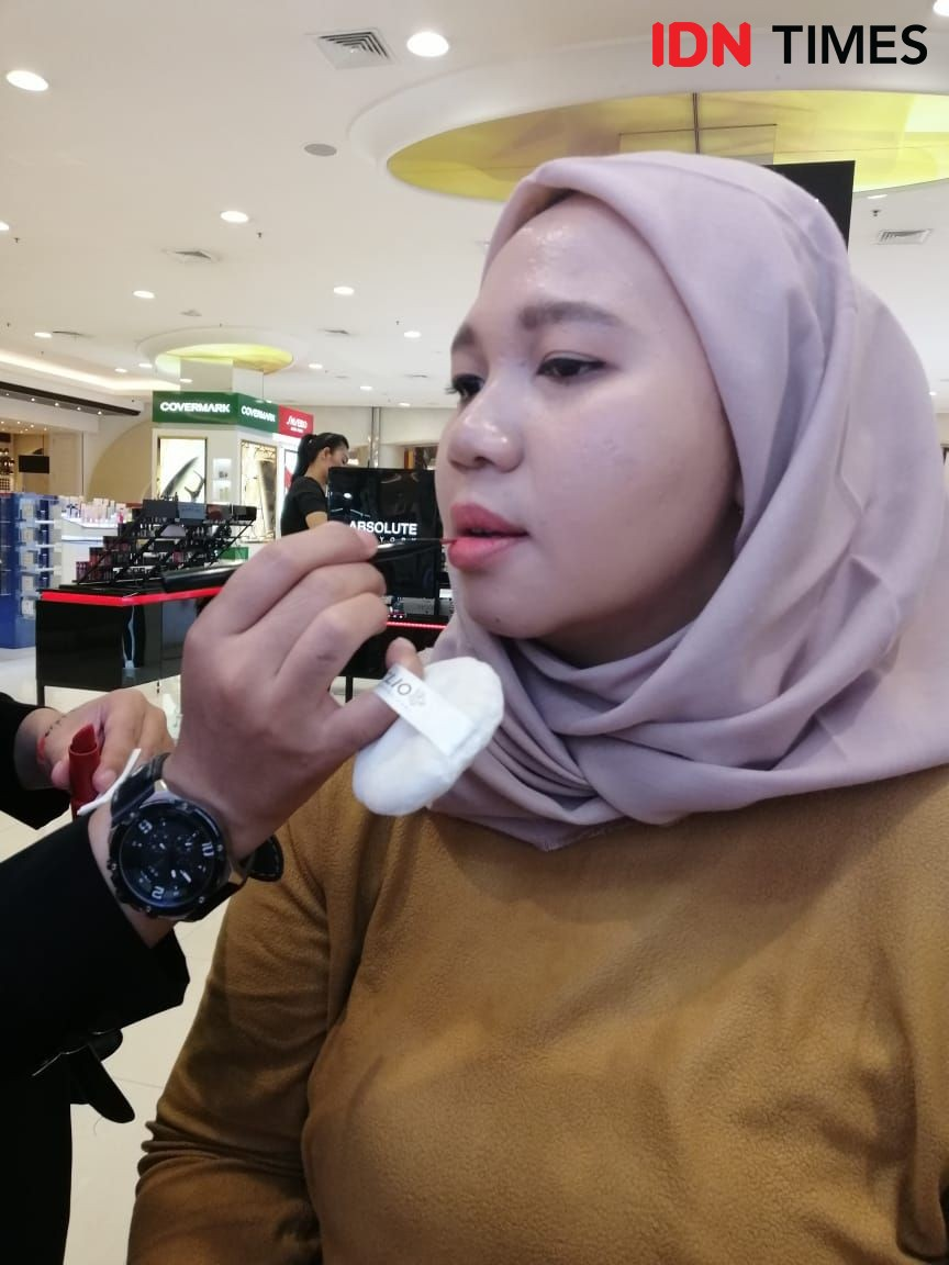 Makeup Natural Looks Lebaran 2019 ala Oeni Korea Selatan