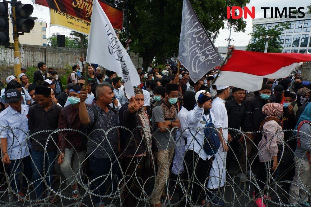 Kepolisian Menahan 11 Orang yang Diduga Dalang Kerusuhan 22 Mei