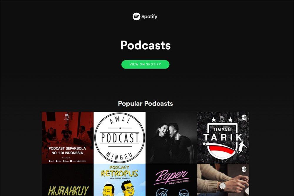 Makin Populer di Indonesia, 7 Fakta Perkembangan Podcast