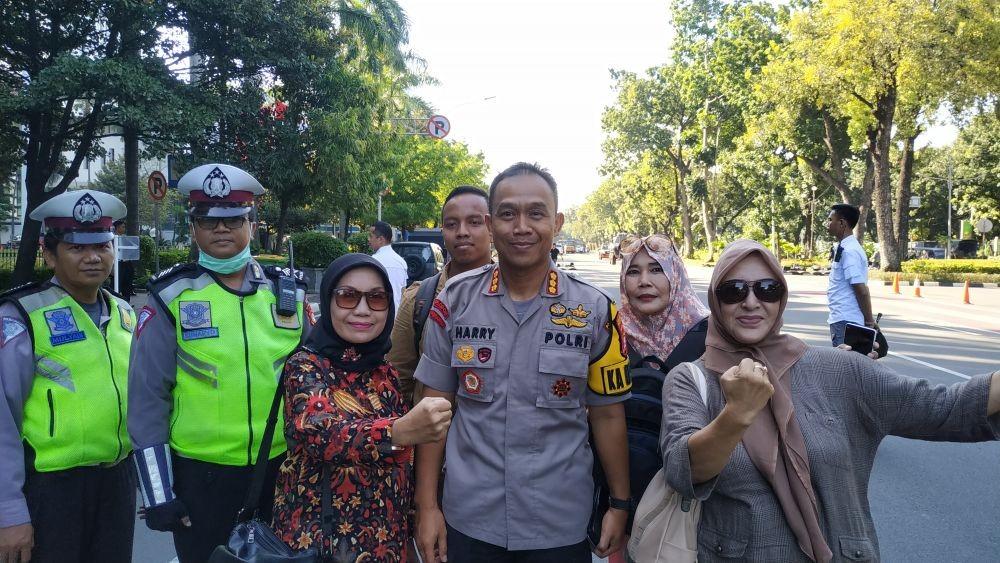 Tiga Bulan Mutasi ke Jakarta, Kombes Harry Kurniawan Langsung Eksis