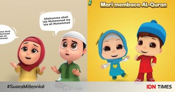 5 Film Kartun Islami Yang Bisa Jadi Tontonan Anak Anak Muslim