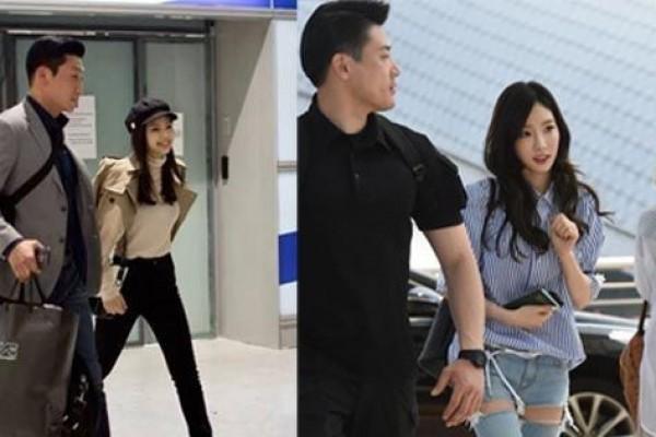 Butuh Perlindungan Khusus, Inilah 5 Potret Idol Korea dengan Bodyguard