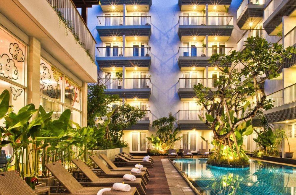 7 Hotel dengan Kolam Renang Murah di Bali, Harganya Mulai Rp200 Ribuan