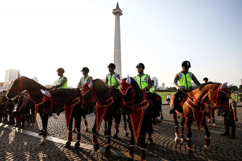 Sejarah Kepolisian RI, dari Patih Gajah Mada hingga Markas Trunojoyo