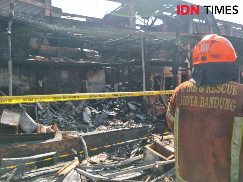 Rawan Kebakaran, Pemkot Bandung Segera Audit Seluruh Pasar Tradisional