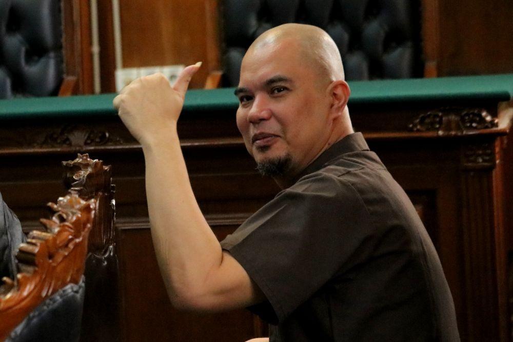 Banding ke Pengadilan Tinggi Jatim, Hukuman Ahmad Dhani Dipangkas